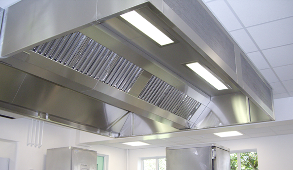02071667835 Awarded Marylebone Commercial Kitchen Canopy
